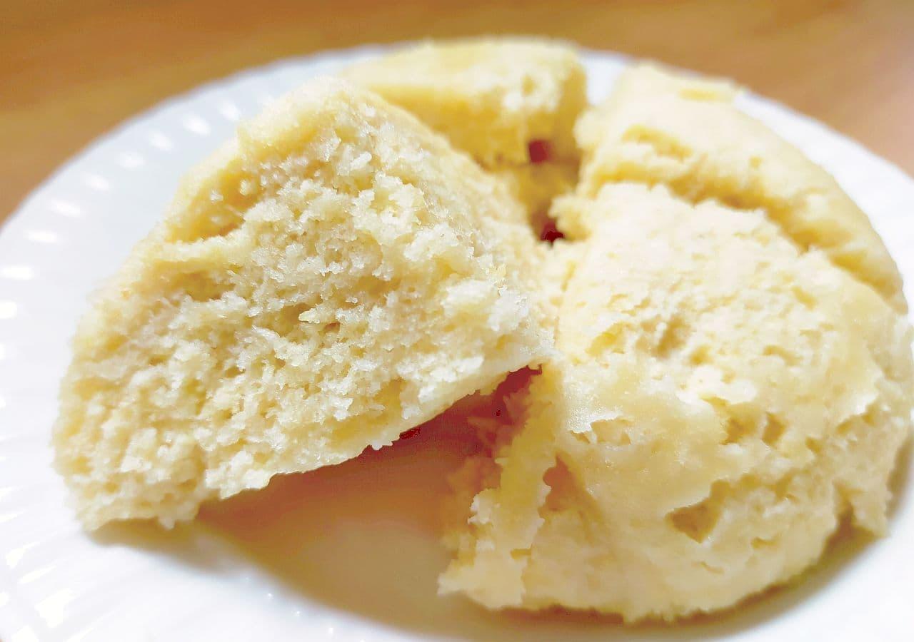 「おから蒸しパン」のレシピ