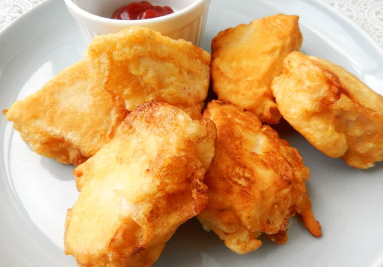 「マクドナルド風チキンナゲット」のレシピ