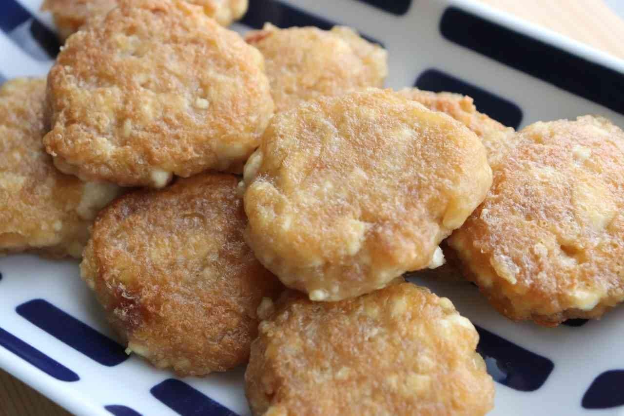 「ツナ豆腐ナゲット」のレシピ