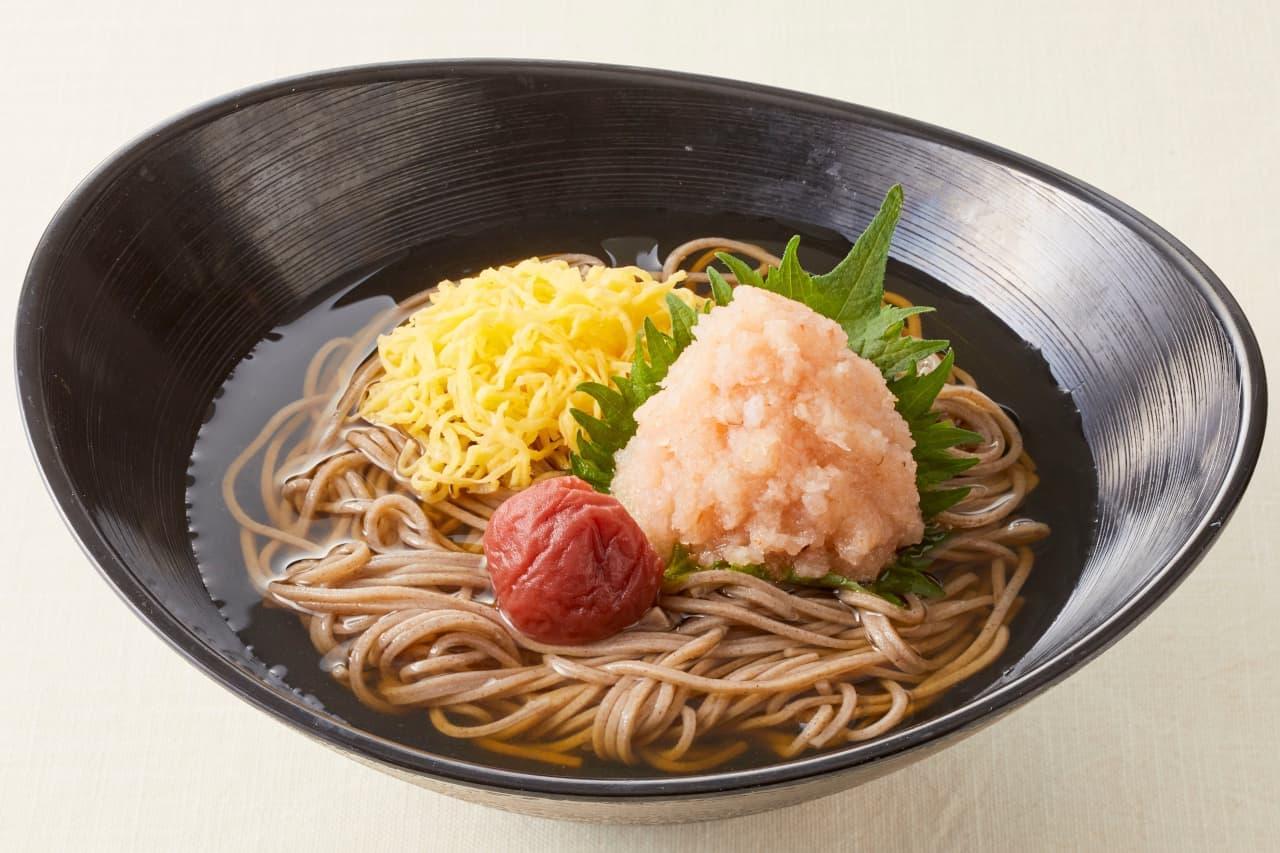 """和食さと """"涼麺祭り"""""""