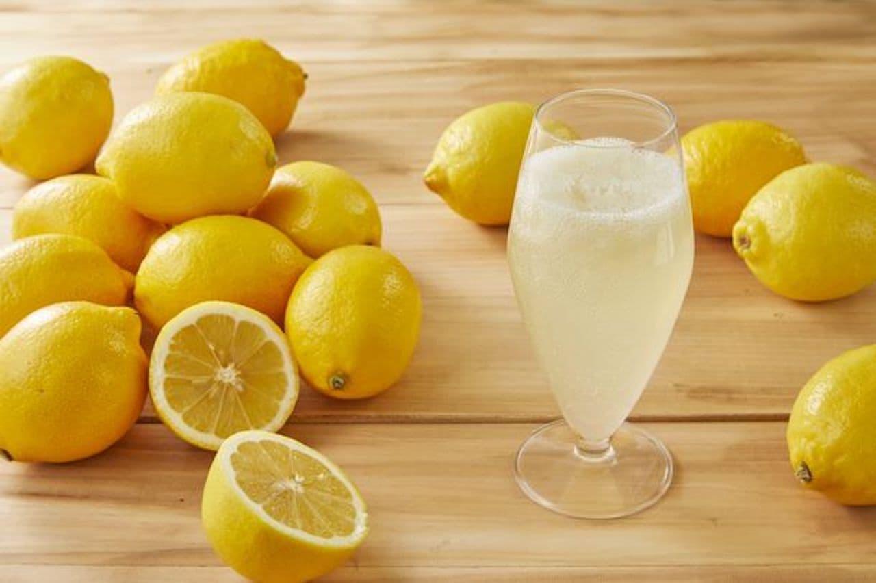 果汁工房果琳「レモンソーダ」