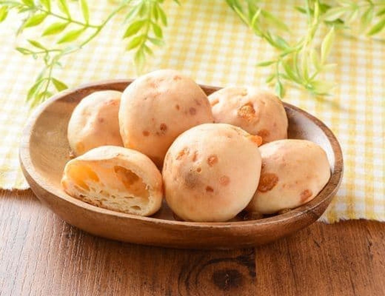 ローソン「NL ブランのチーズモッチボール 6個入~乳酸菌入~」