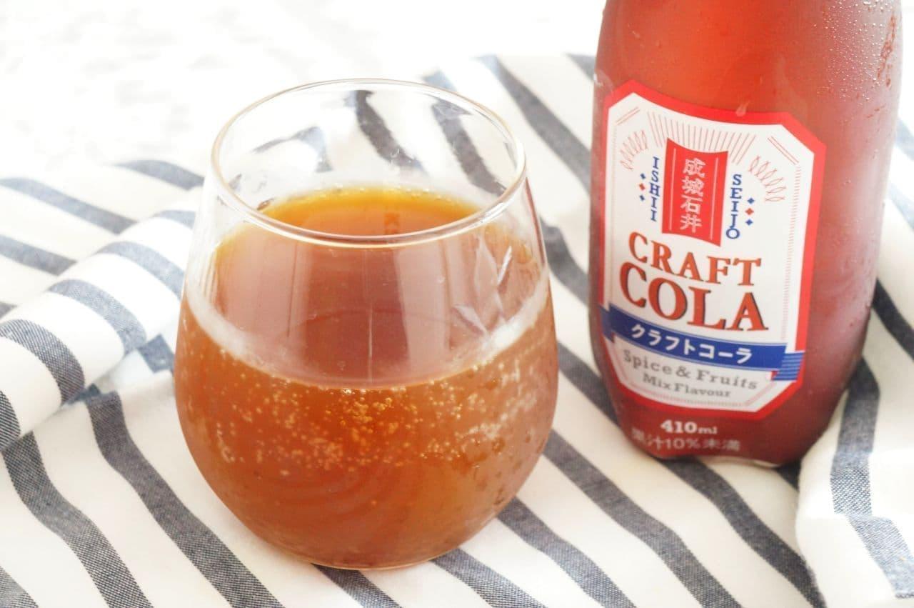 Seijo Ishii Craft Coke