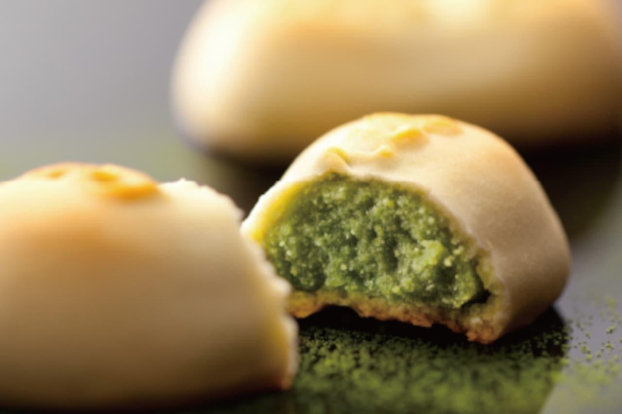 イルローザ「季節のマンマローザ 京抹茶」