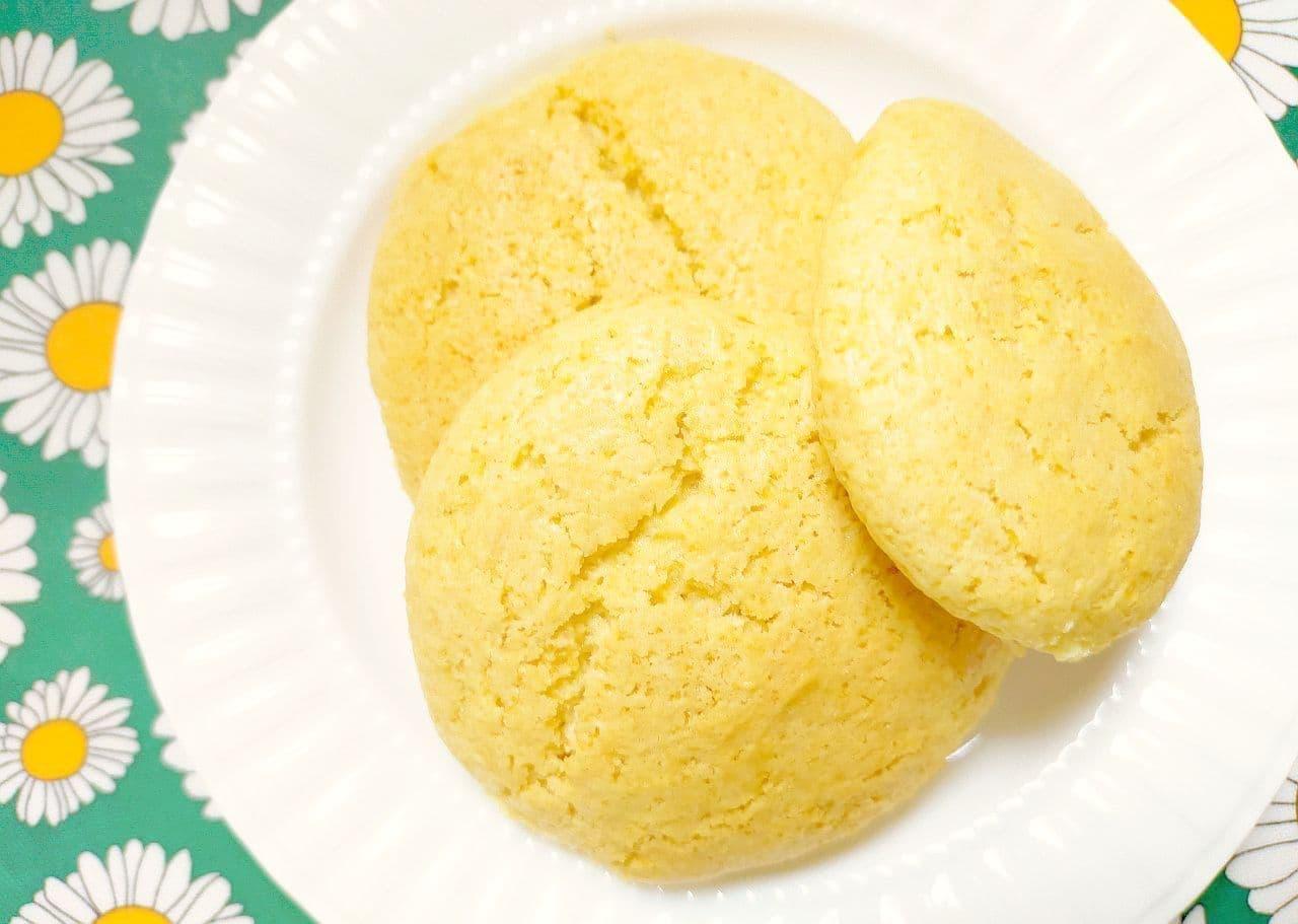 「ホットケーキミックス甘食」のレシピ
