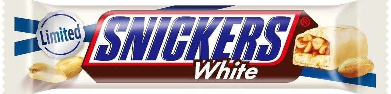 「スニッカーズ ホワイト」再販売