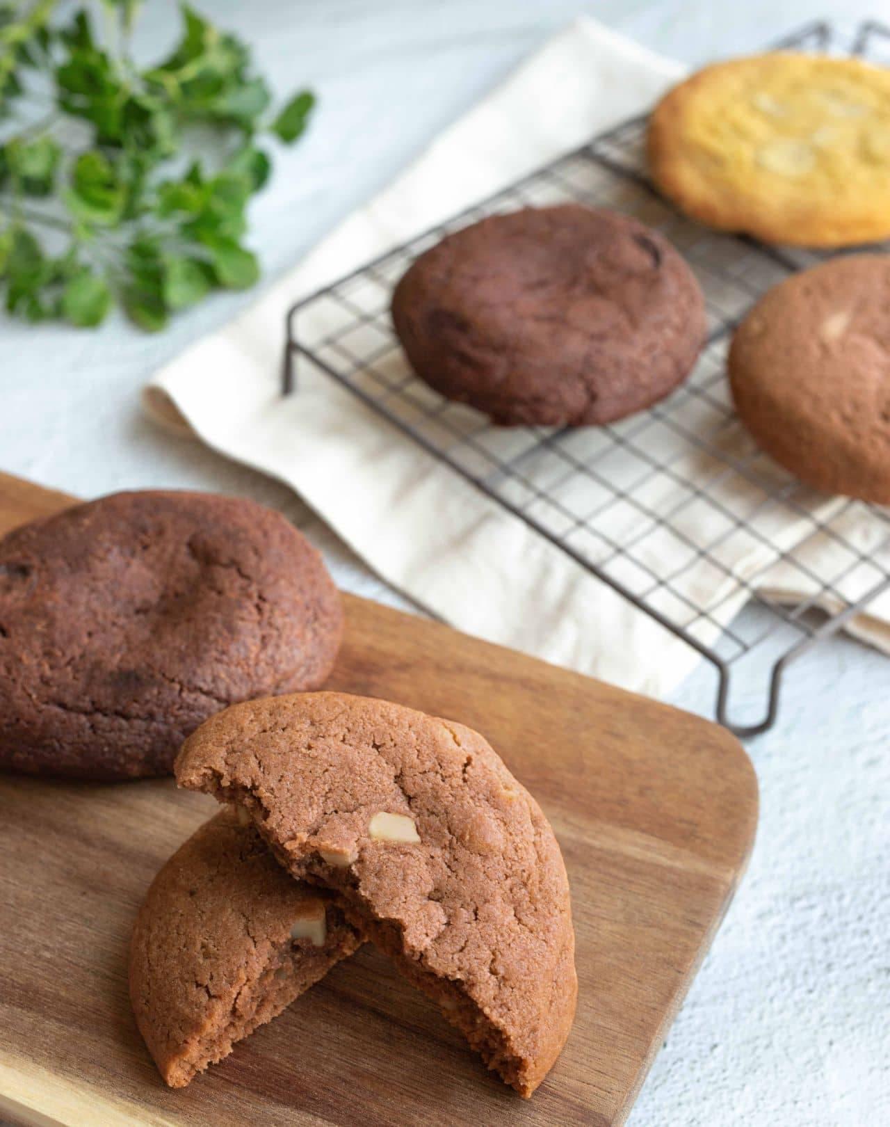 ゴディバ マンスリー シェフズ セレクション第2弾「洋菓子屋さんのソフトクッキー」
