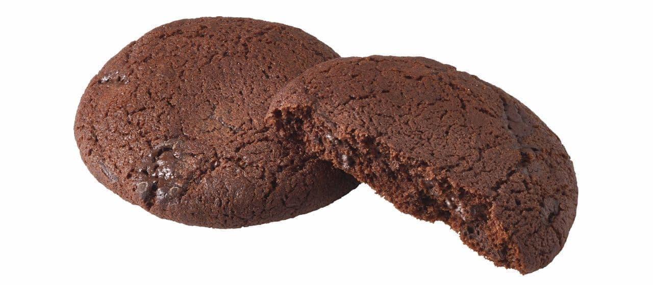ゴディバ マンスリー シェフズ セレクション第2弾「洋菓子屋さんのソフトクッキー ダブルチョコレート」