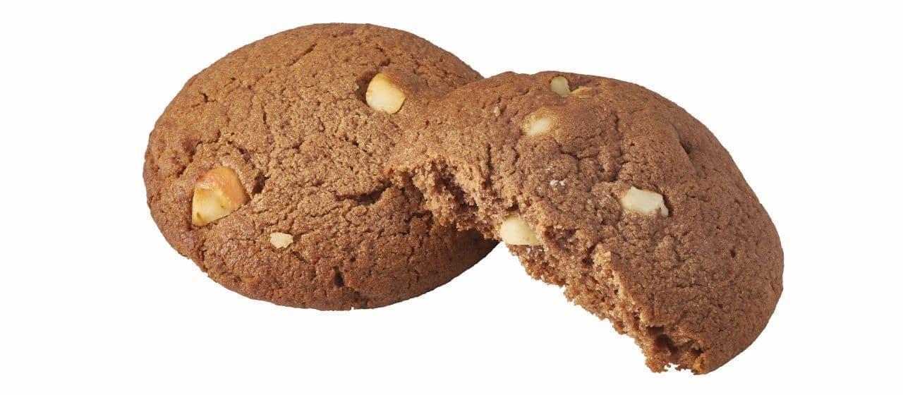 ゴディバ マンスリー シェフズ セレクション第2弾「洋菓子屋さんのソフトクッキー マカダミアチョコレート」
