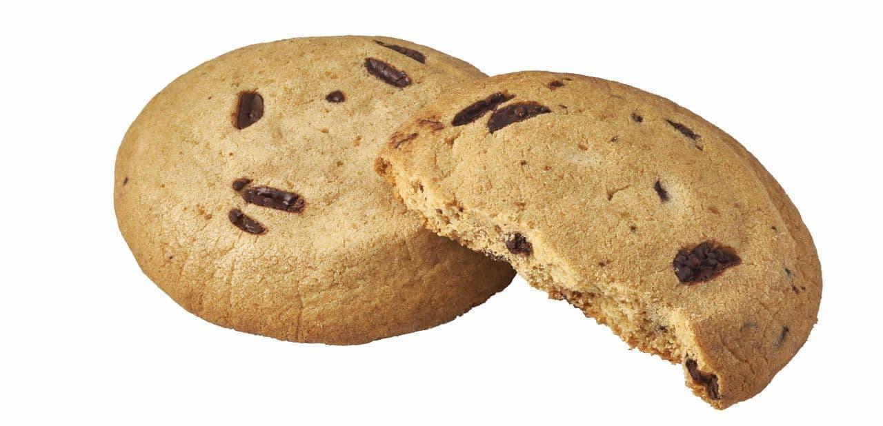 ゴディバ マンスリー シェフズ セレクション第2弾「洋菓子屋さんのソフトクッキー 焦がしバター香るチョコチップ」