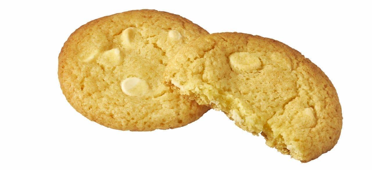 ゴディバ マンスリー シェフズ セレクション第2弾「洋菓子屋さんのソフトクッキー レモンホワイトチョコレート」
