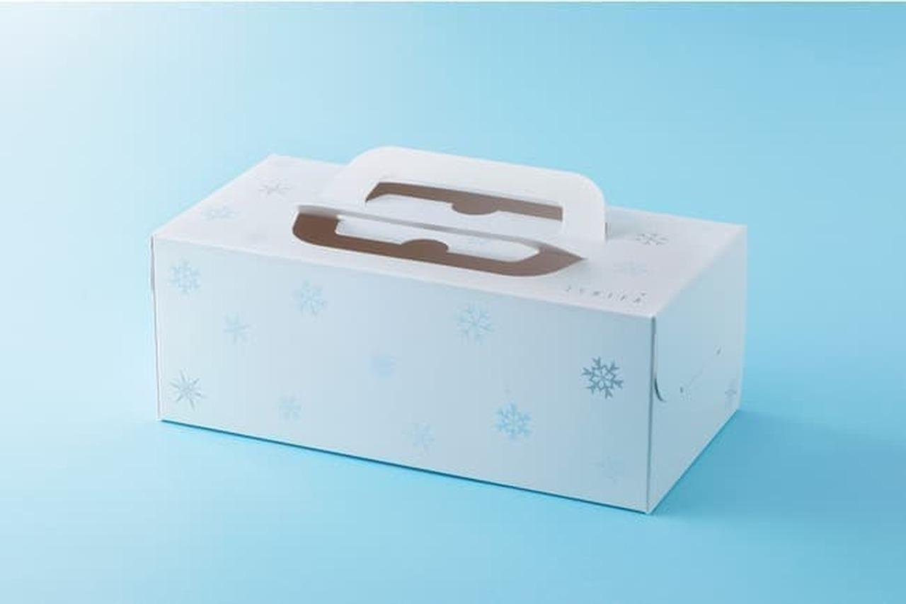イシヤオンラインショップ限定の冷凍ケーキ「シバレ・プレ」第3弾商品「ミルフィーユ」