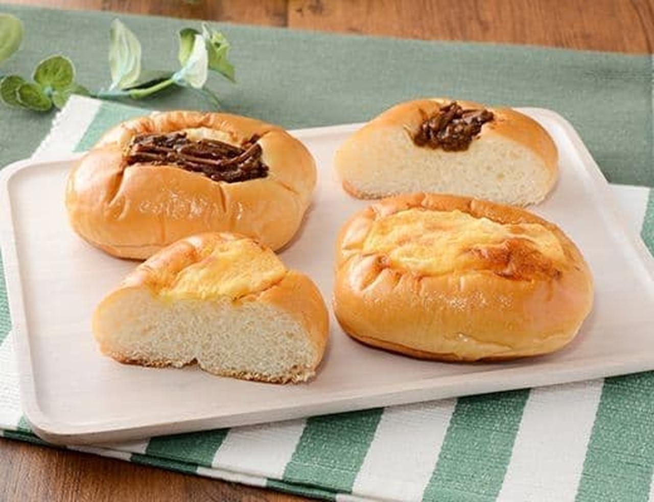 ローソン「焼きそばパンとたまごパン 4個入」