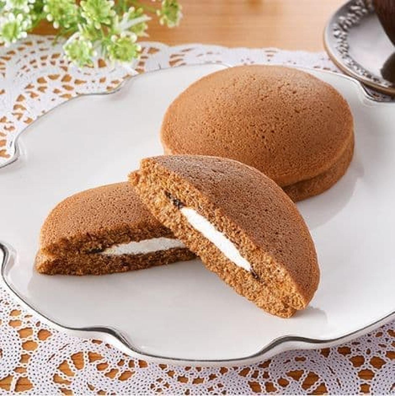 ファミリーマート「カフェオレパンケーキ」