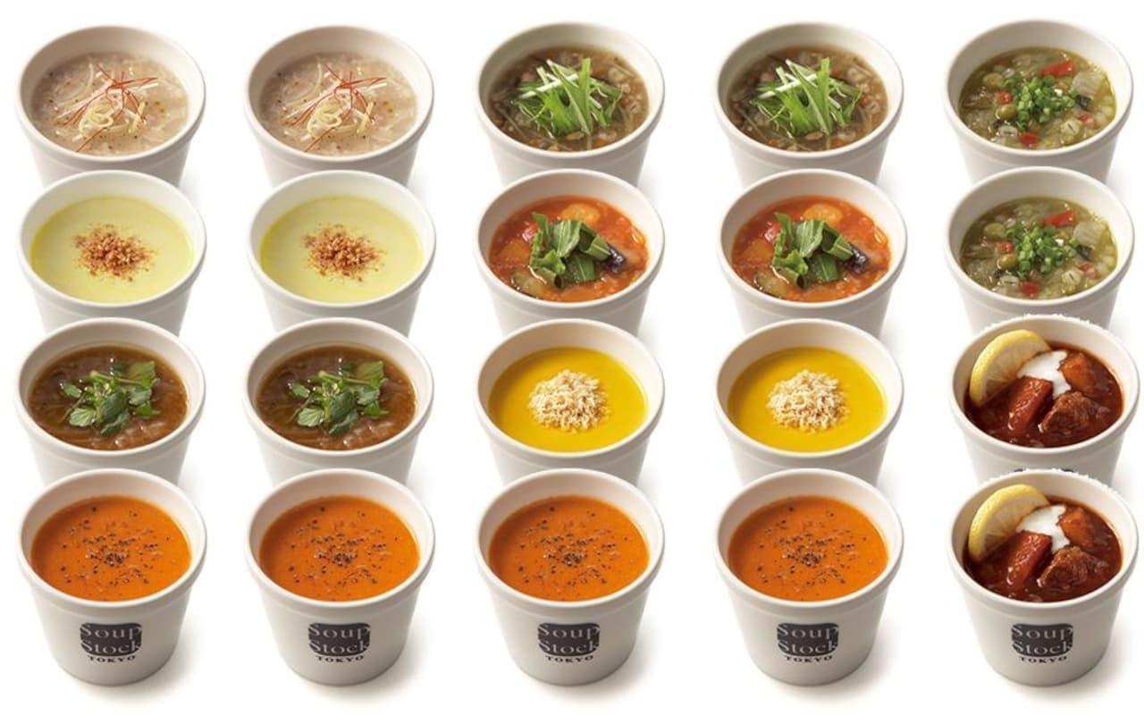 "Soup Stock Tokyo ""敬老の日ギフト"""