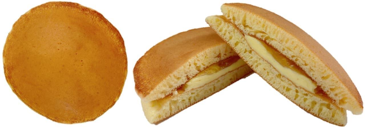 第一パン「コリラックマのいちごメロンパン」「リラックマとチャイロイコグマのホットケーキ はちみつ&マーガリン」