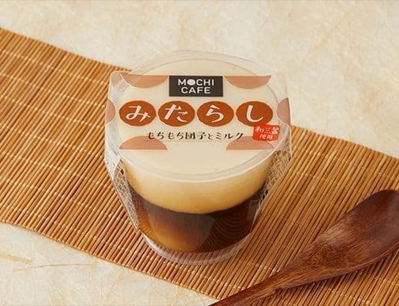 徳島産業 もちカフェ クリームみたらし 120g