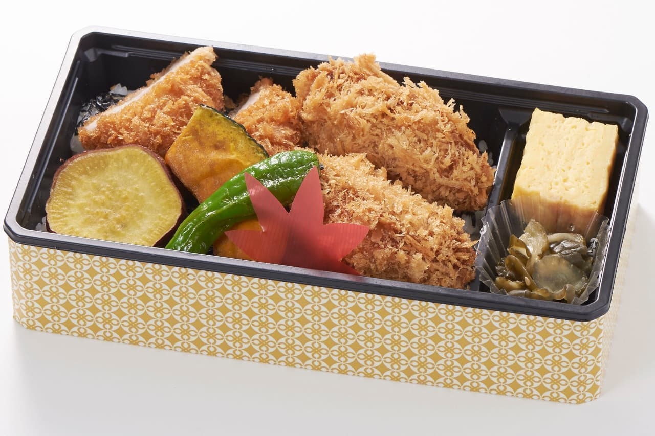 まい泉「カキフライ」「カキヒレ重」「カキヒレたまご丼」