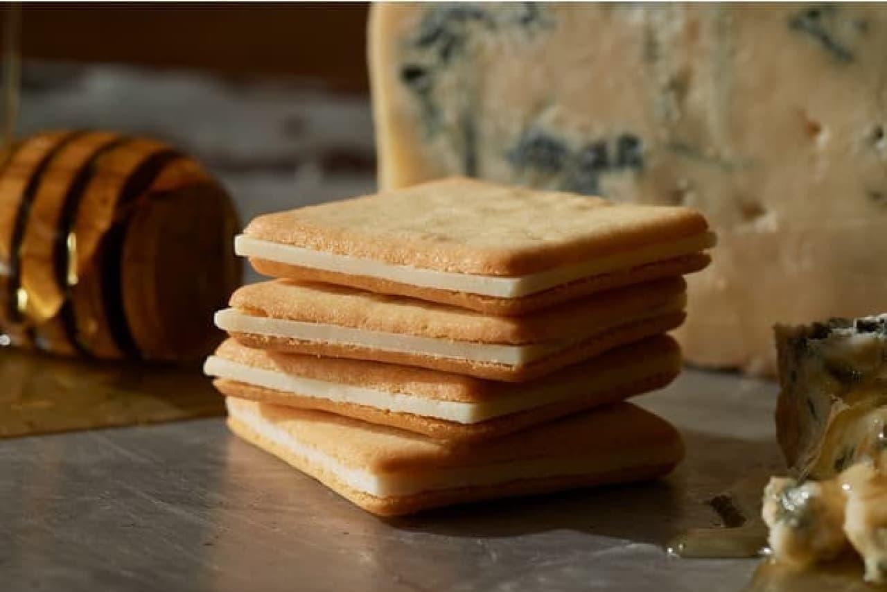 東京ミルクチーズ工場「蜂蜜&ゴルゴンゾーラクッキー」