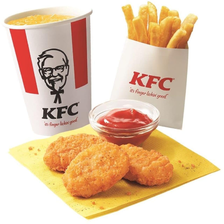 KFC「キッズナゲットセット」