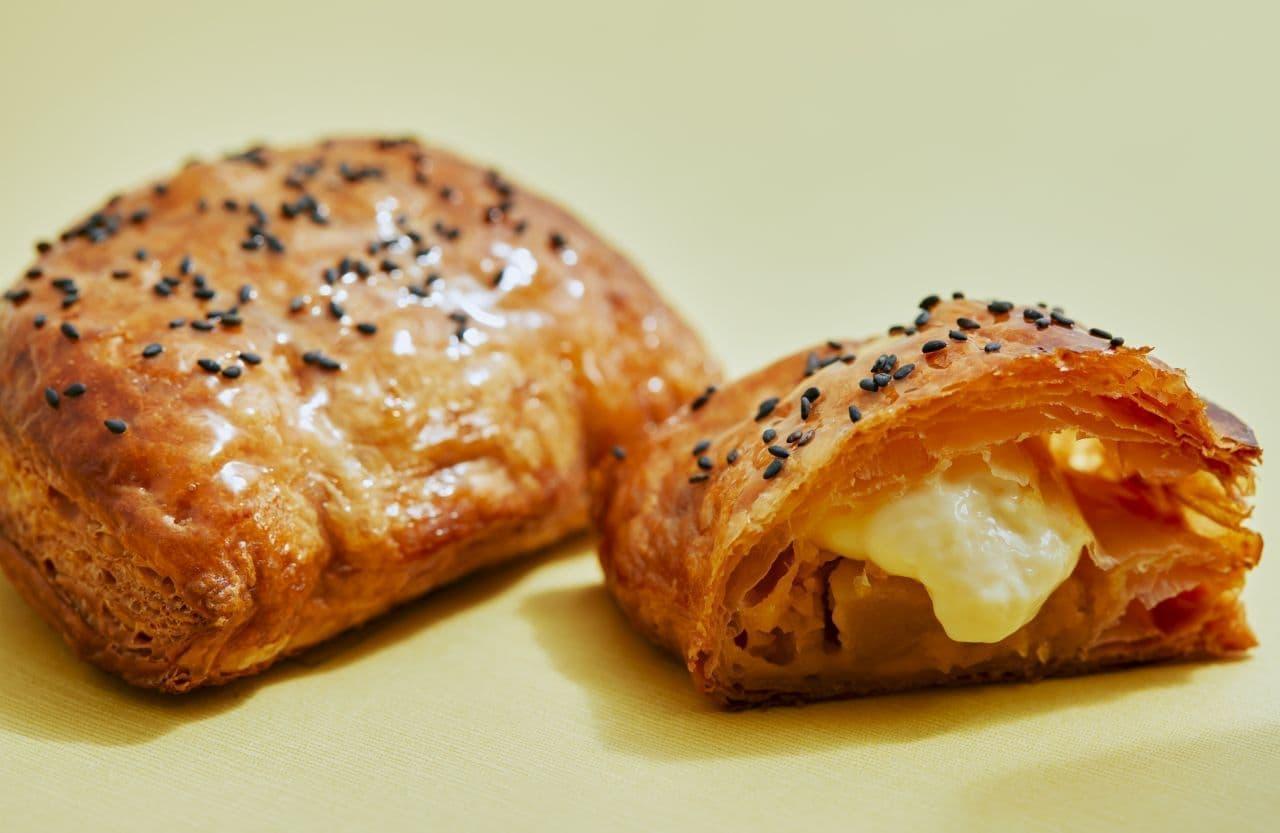 RINGO 芋 MATSURI「焼きたてカスタード安納芋アップルパイ」