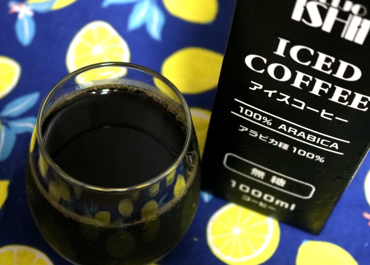 実食「成城石井 アイスコーヒー 無糖」