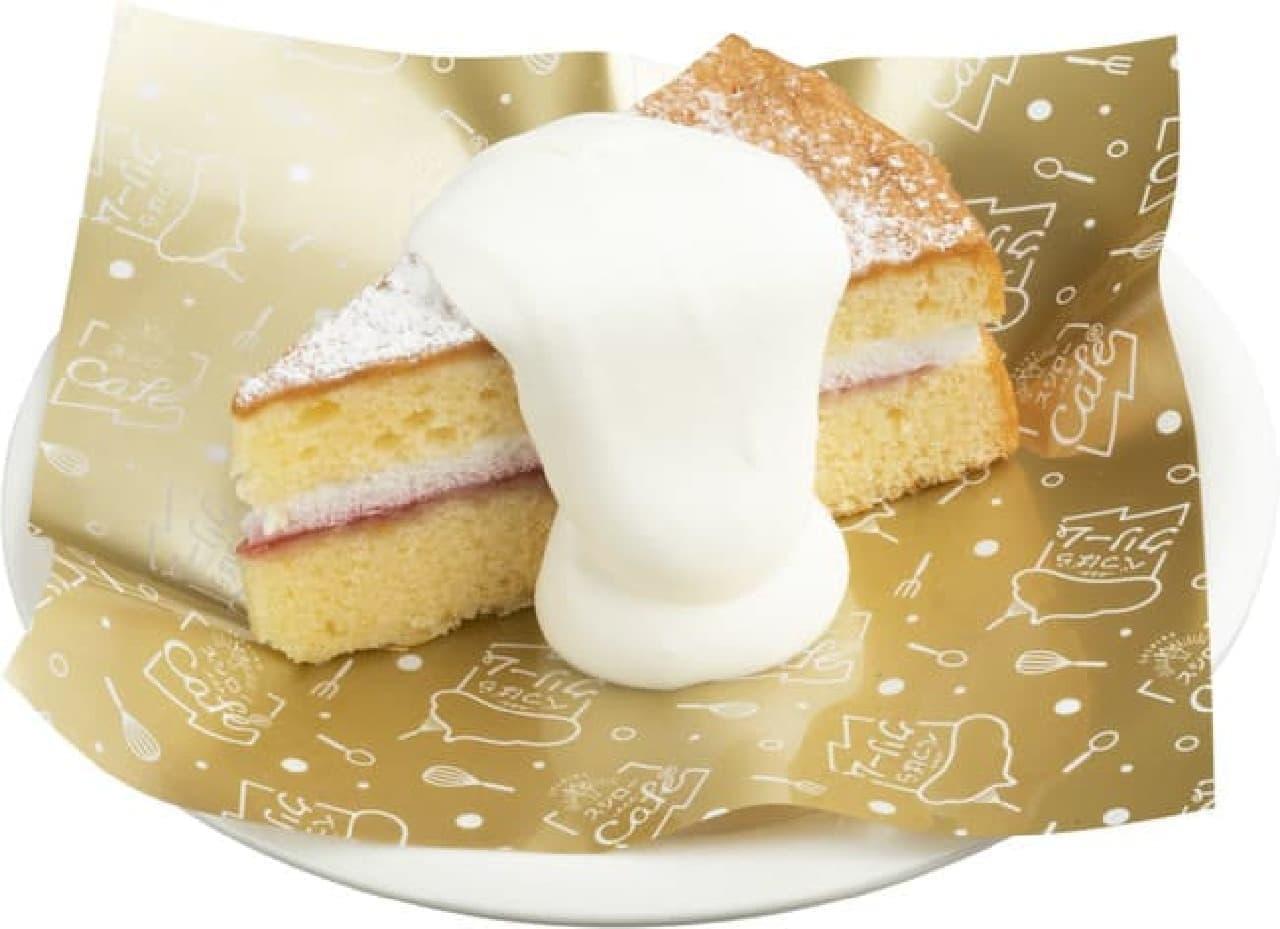 スシロー「Tasty!ヴィクトリアケーキ」