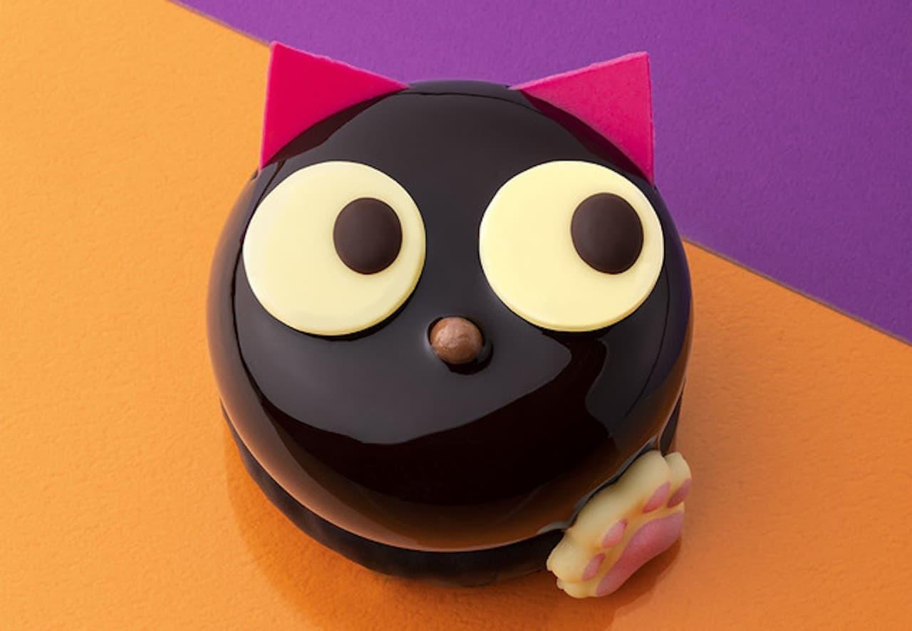 「BUTTER STATE's(バターステイツ)」ハロウィン限定ケーキ「黒猫ショコラ」