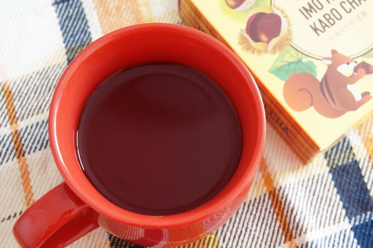 ルピシア「いもくりかぼ茶」