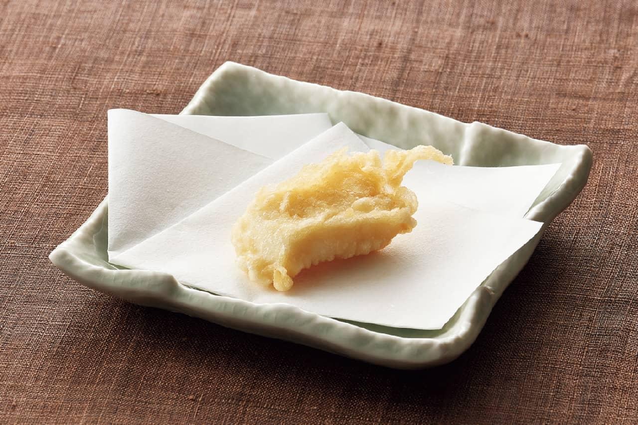 てんや「国産秋天丼」「天丼プラスかき」