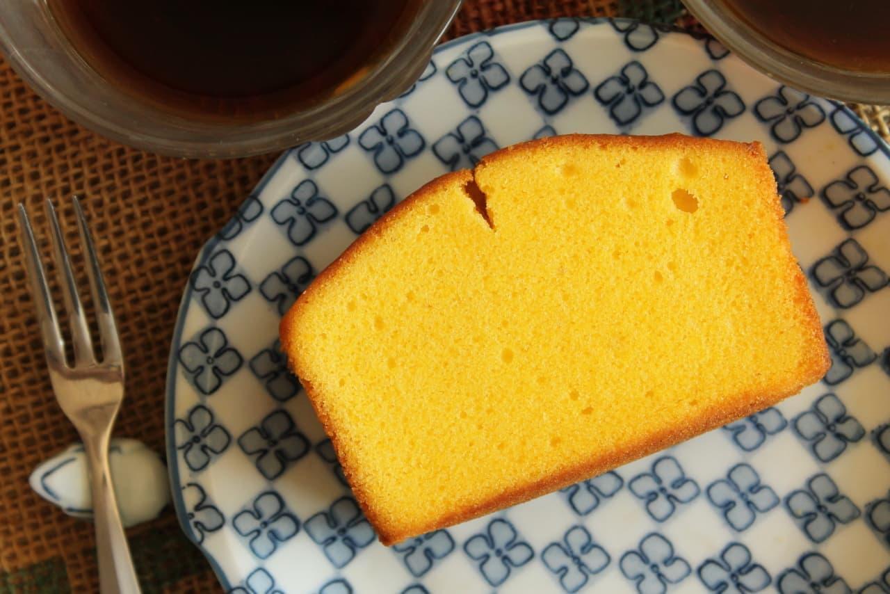 ファミマ「紅はるかのパウンドケーキ」