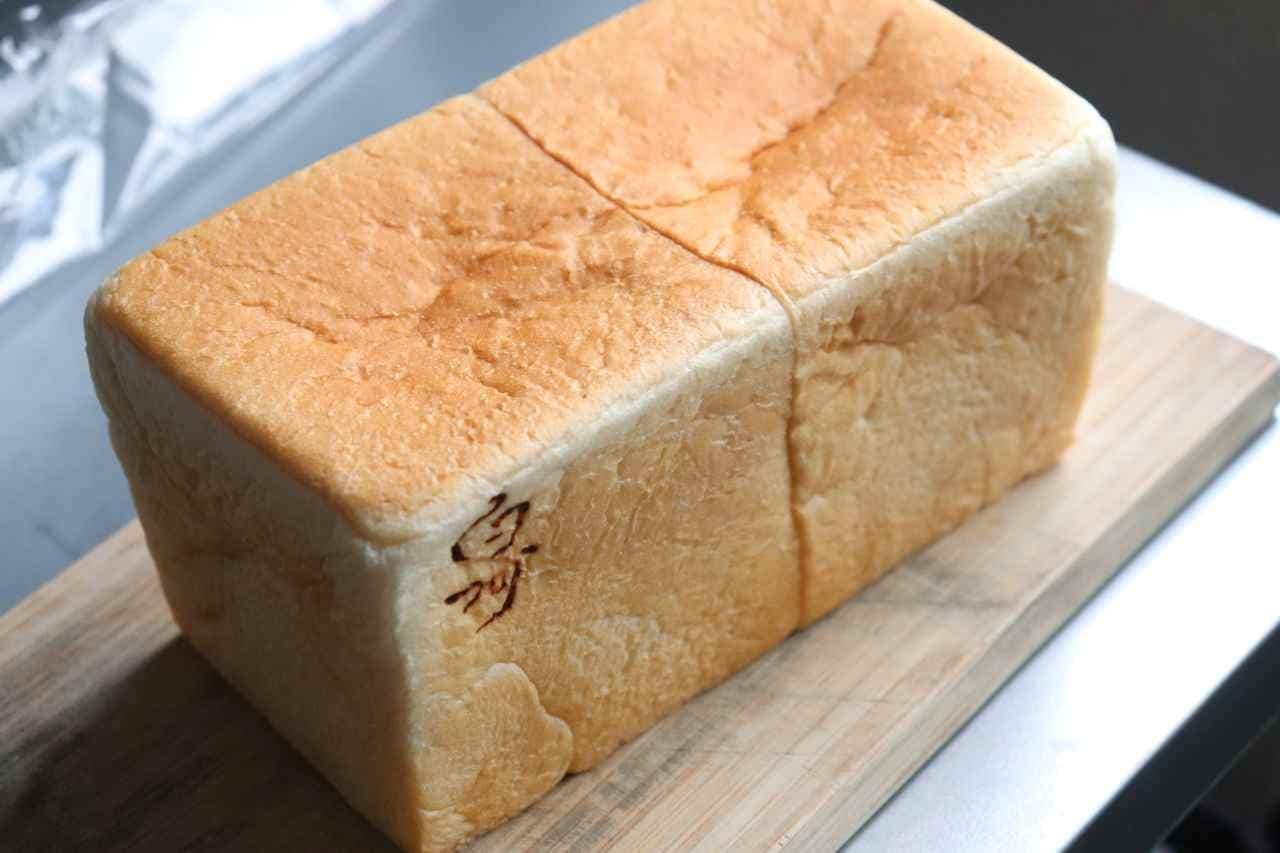 シャトレーゼ「プレミアム食パン 香(かおり)」