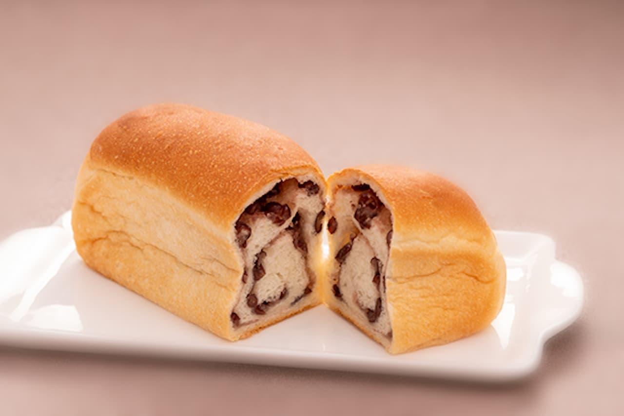 青木松風庵「あん食パン」