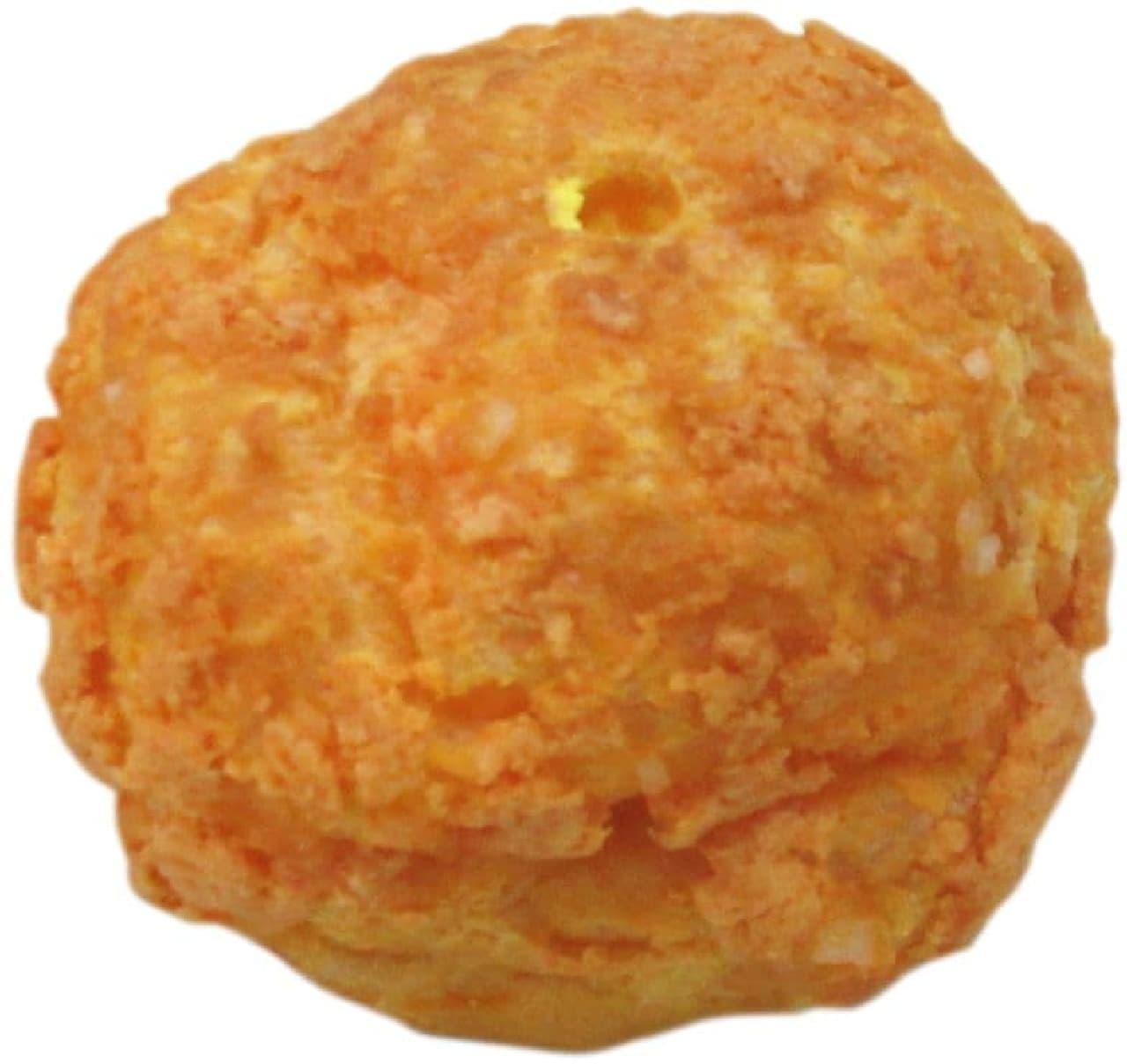 セブン-イレブン「クッキーシューパンプキン」