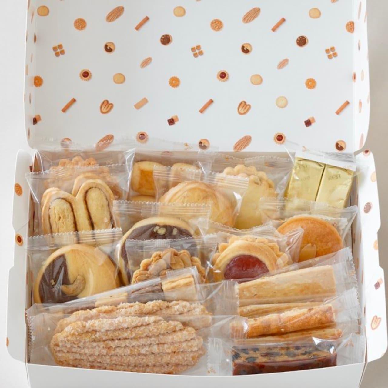銀座ウエスト「パウンドケーキ」「全種セットDC-ALL」など店舗限定スイーツ