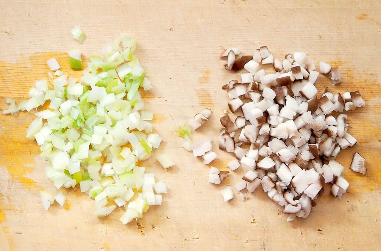 「ふわふわ豆腐入り鶏つくね」レシピ