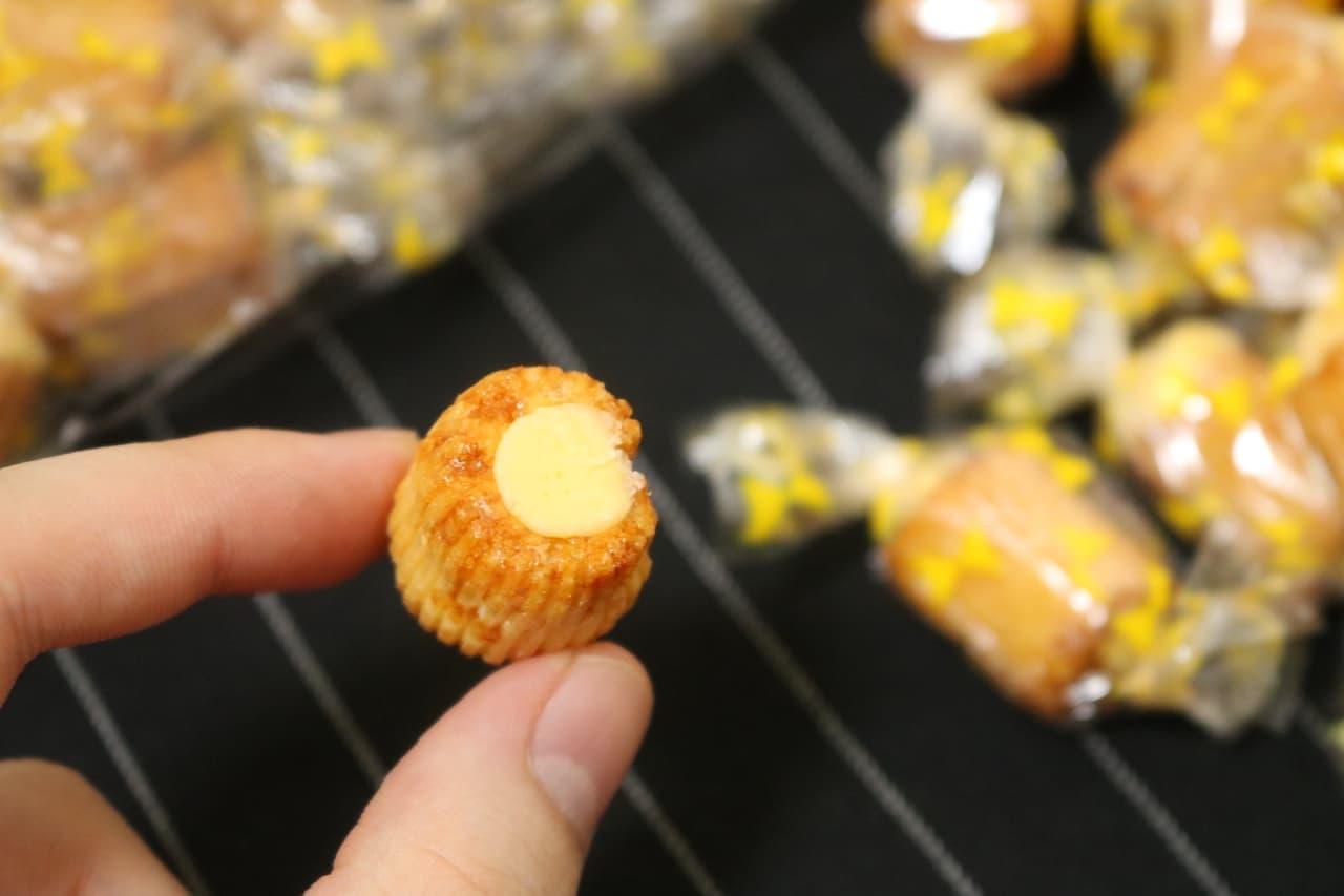 実食「きらら 十勝カマンベールチーズあられ」