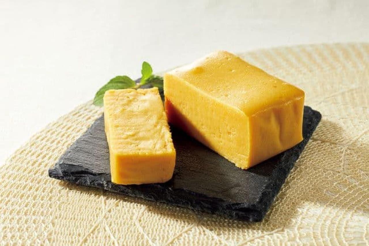 イオン「北海道かぼちゃのチーズテリーヌ」