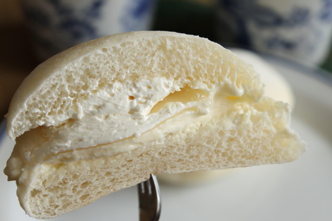 ファミマ「雪見だいふくみたいなパン」