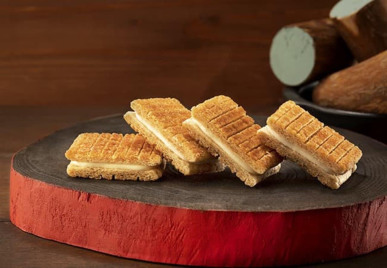 シュガーバターの木「シュガーバターサンドの木 焼きりんご」