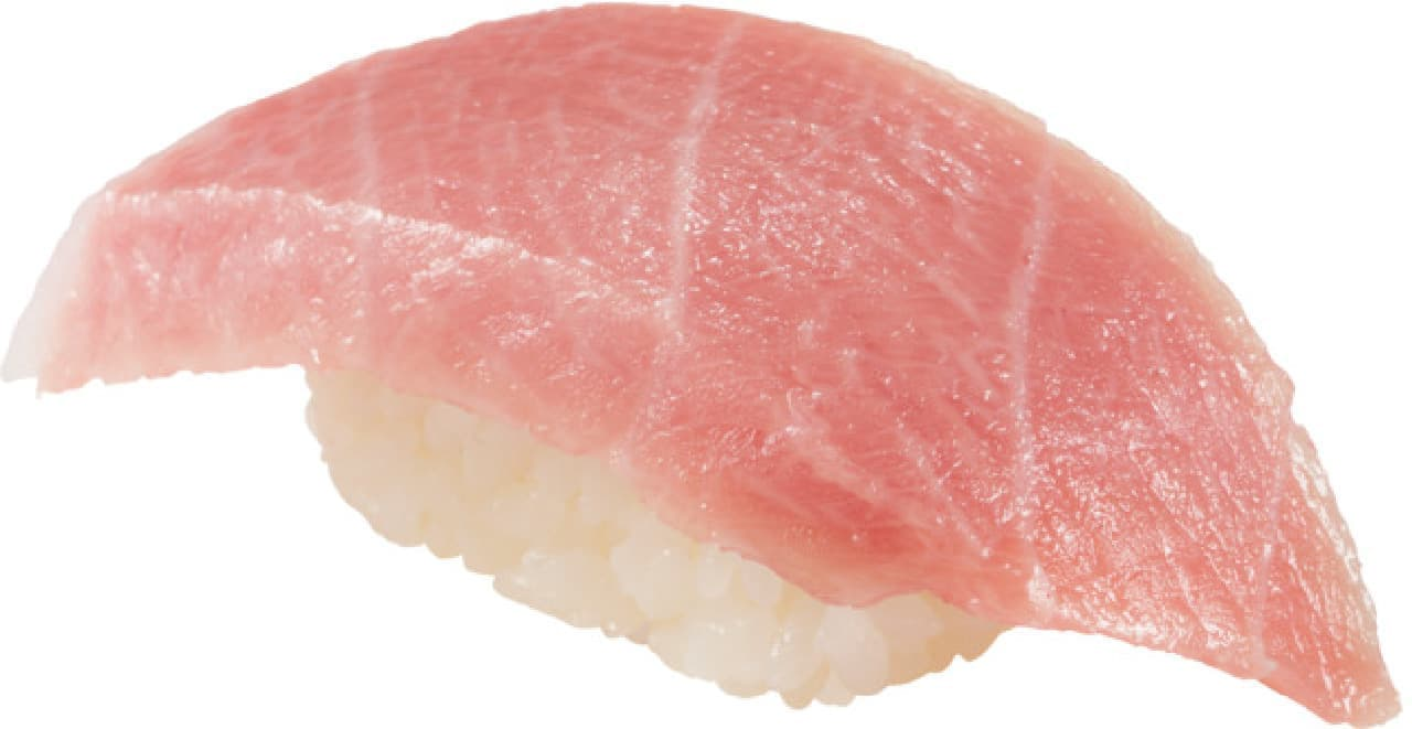 かっぱ寿司「国産生本鮪」