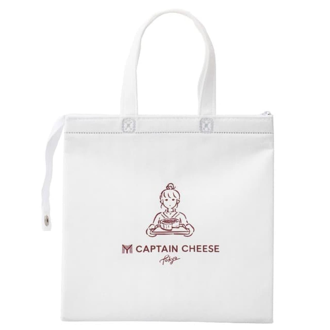 マイキャプテンチーズTOKYOの保冷バッグ