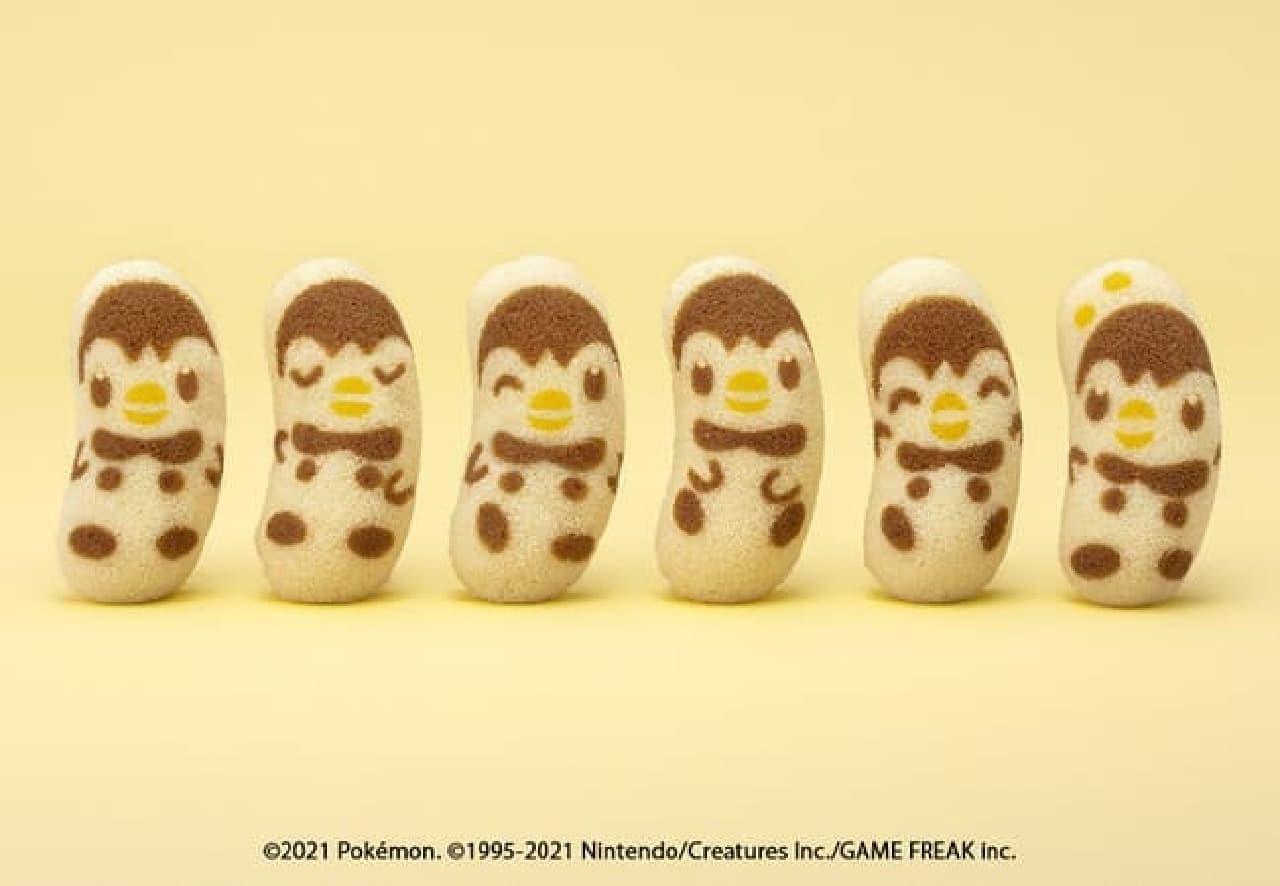 ポッチャマ東京ばな奈「見ぃつけたっ」北国のバターミルク味