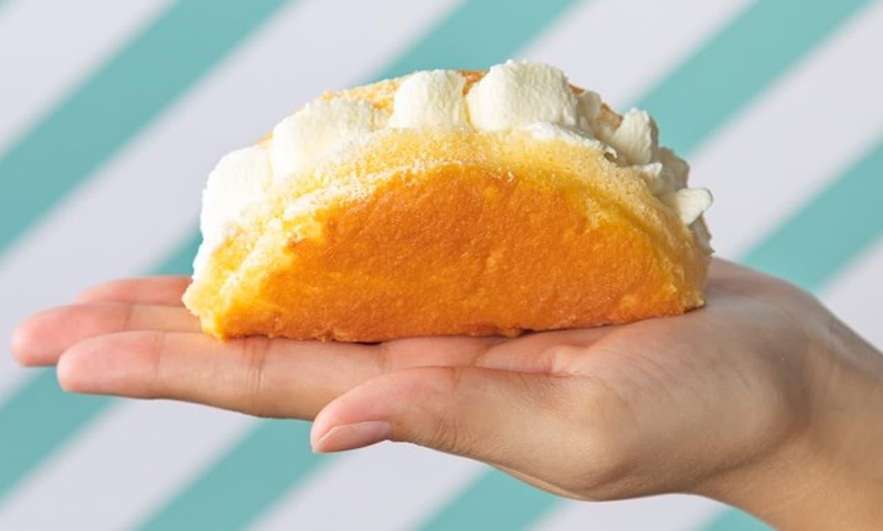 生クリーム専門店ミルク「まるごと生クリームケーキ」