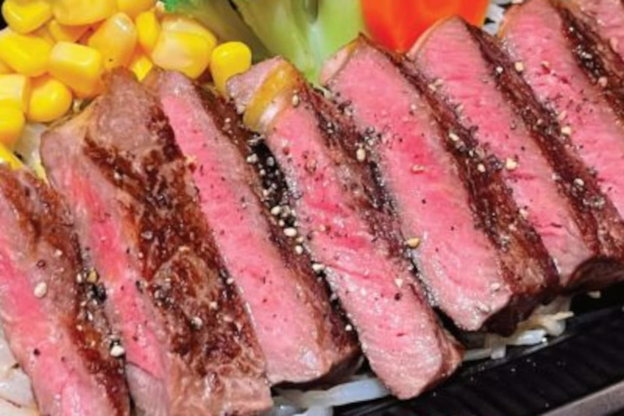 いきなり!ステーキ「いきなり!サーロインステーキ弁当」