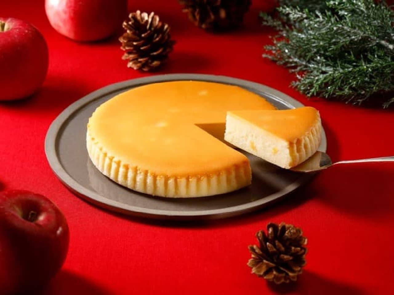 チーズガーデン「御用邸あっぷるチーズケーキ」