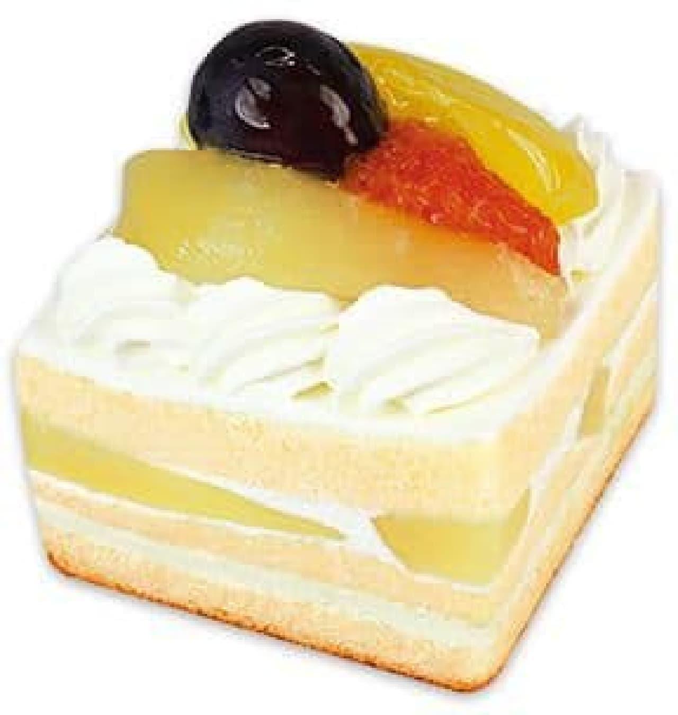 不二家洋菓子店「実りの秋のショートケーキ」
