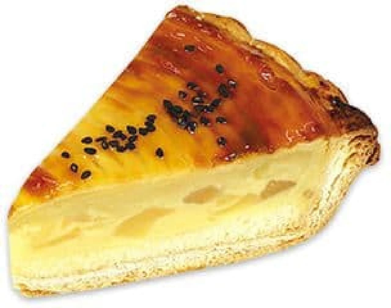 不二家洋菓子店「五郎島金時芋とりんごのパイ」