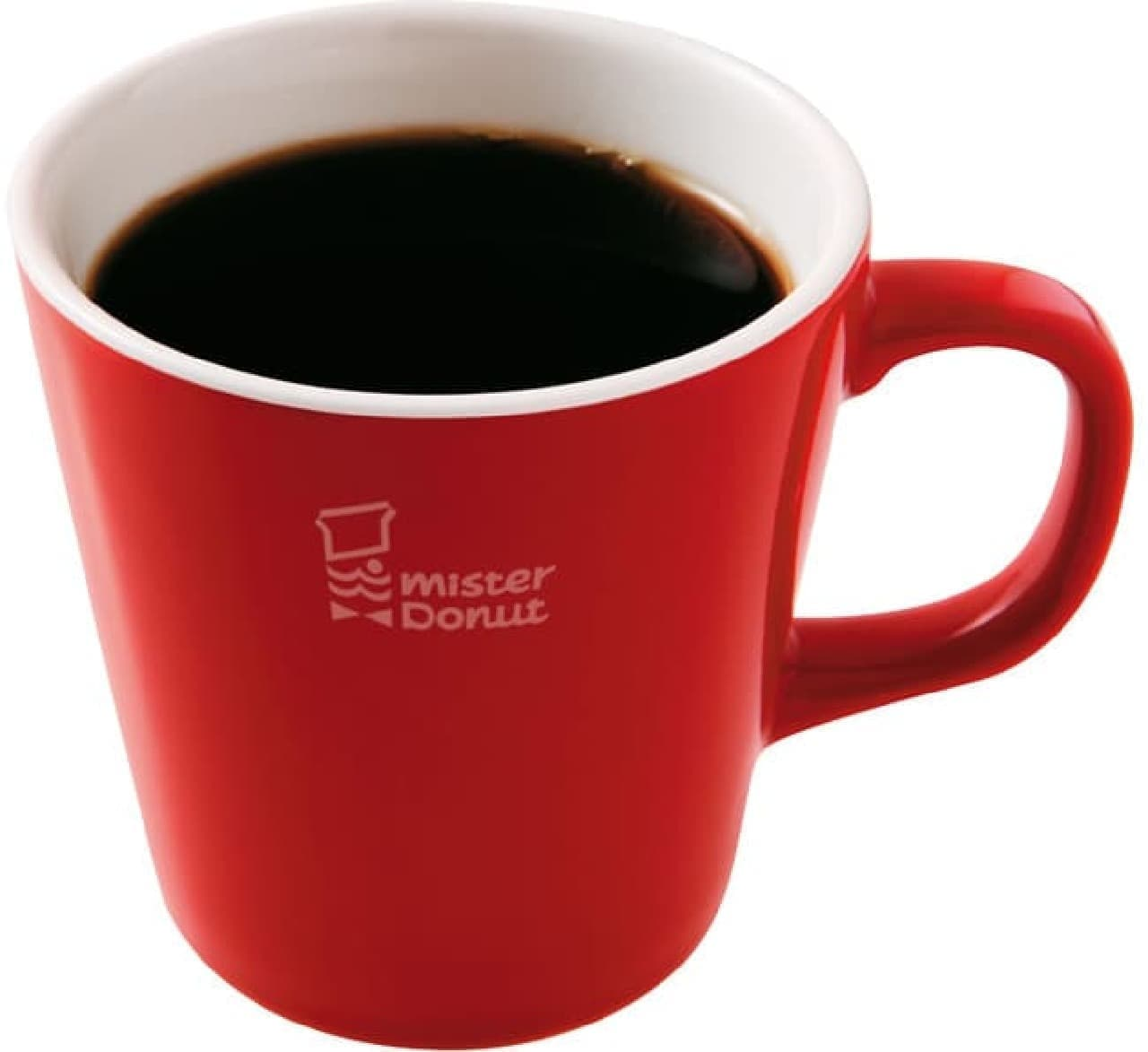 ミスド ブレンドコーヒー