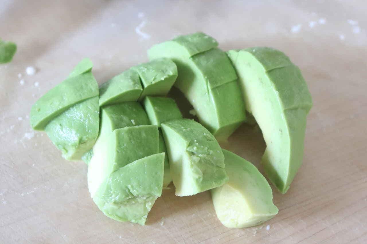 「豆腐アボカドグラタン」レシピ